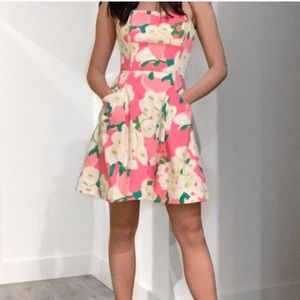 Lilly Pulitzer It Can Be Arranged strapless dress